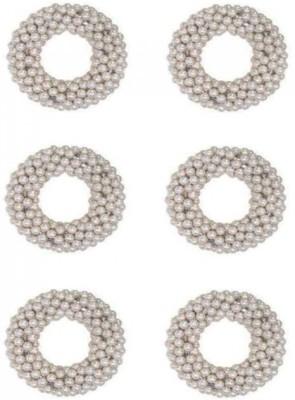 Indian Reverie 1009173 Set of 6 Napkin Rings