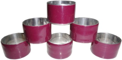 giftpointinc NP-786 Set of 6 Napkin Rings