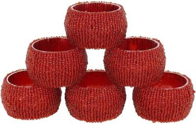 Dakshcraft ACB136 Set of 6 Napkin Rings