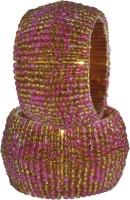Dakshcraft ACB185 Set of 2 Napkin Rings(Multicolor)