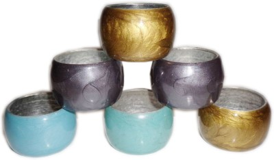giftpointinc NP-796 Set of 6 Napkin Rings