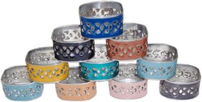 giftpointinc NP-804 Set of 10 Napkin Rings