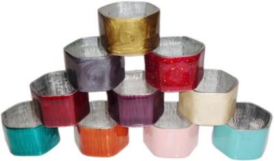 giftpointinc NP-808 Set of 10 Napkin Rings
