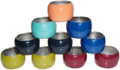 giftpointinc NP-806 Set of 10 Napkin Rings