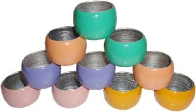 giftpointinc NP-807 Set of 10 Napkin Rings