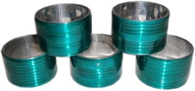 giftpointinc NP-801 Set of 5 Napkin Rings