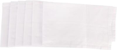 MKIE White Set of 12 Napkins