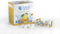 Saral Magic Napkin White Set of 100 Napkins