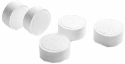 Lexuva White Set of 5 Napkins
