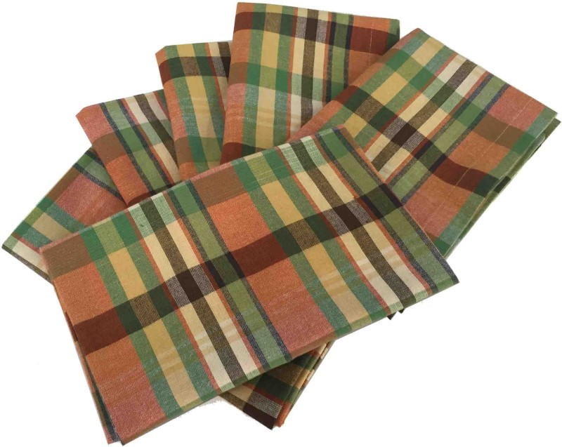 Milano Home Multicolor Set of 6 Napkins