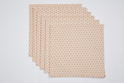 Ocean Collection Pink Set of 6 Napkins