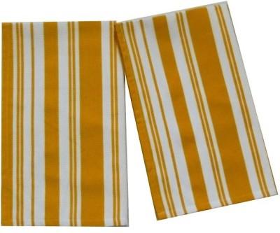 Tidy Yellow Set of 2 Napkins