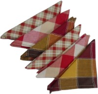 Snuggle Multicolor Set of 6 Napkins