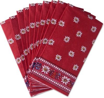 IHR Multicolor Set of 10 Napkins