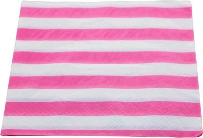 Funcart Pink Set of 20 Napkins