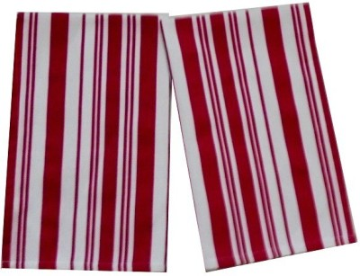 Tidy Red Set of 2 Napkins