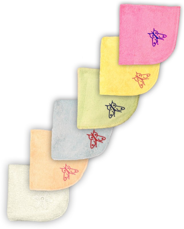 Jo Kidswear Multicolor Set of 6 Napkins