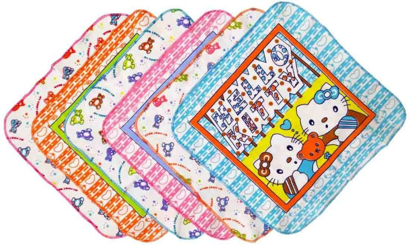 Rachna Multicolor Set of 6 Napkins