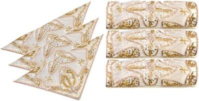 Nonch Le Gold Set of 6 Napkins