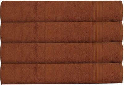 RR Textile House Brown Set of 4 Napkins