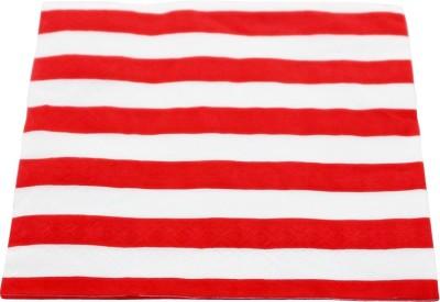 Funcart Red Set of 20 Napkins