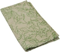 FG Beige, Green Set of 2 Napkins