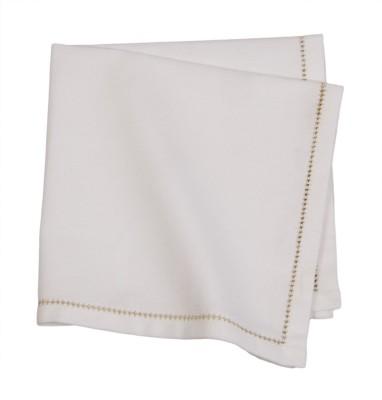 Po Box White Set of 1 Napkins