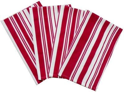 Tidy Red Set of 4 Napkins