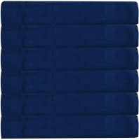 RR Textile House Dark Blue Set of 6 Napkins