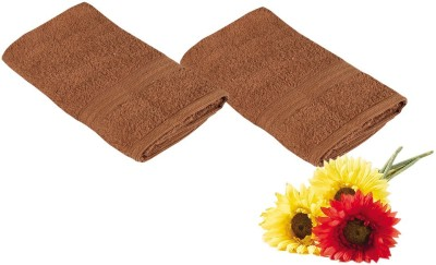 RR Textile House Brown Set of 2 Napkins