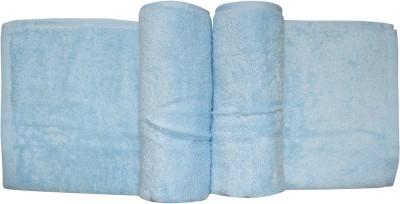 Bombay Dyeing Light Blue Set of 2 Napkins