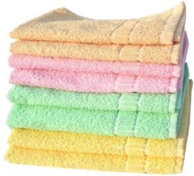 Feel Good Multicolor Set of 8 Napkins