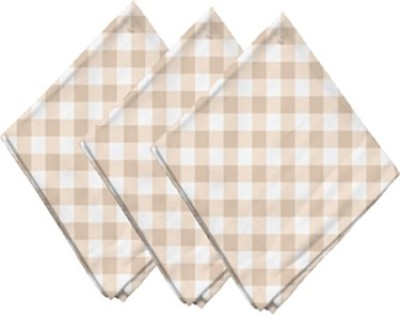 Airwill Gold Set of 3 Napkins