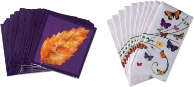 IHR Multicolor Set of 30 Napkins