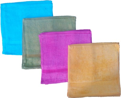 Mikado Multicolor Set of 6 Napkins