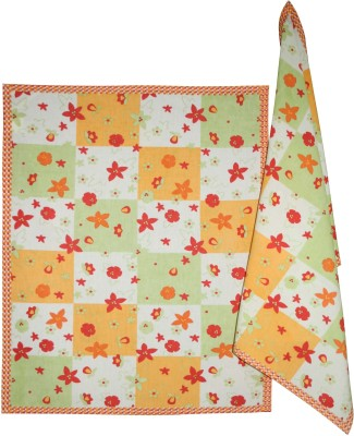 Morning Blossom Multicolor Set of 2 Napkins