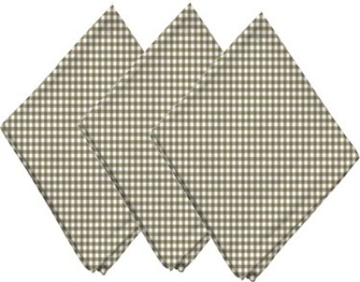 Airwill Green Set of 3 Napkins