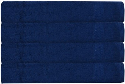 RR Textile House Dark Blue Set of 4 Napkins
