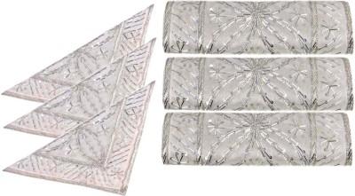 Nonch Le Silver Set of 6 Napkins