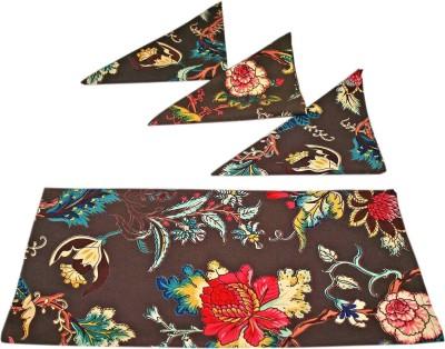 sriam Multicolor Set of 4 Napkins