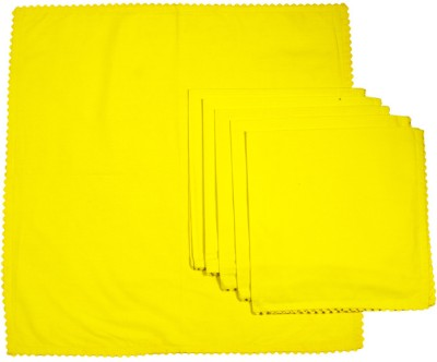 Ocean Collection Yellow Set of 6 Napkins