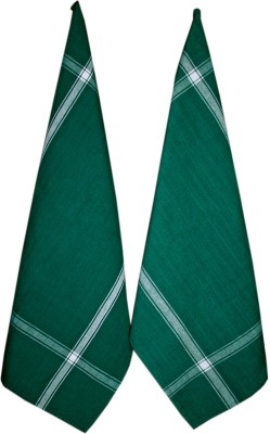 Sriam Green Set of 2 Napkins