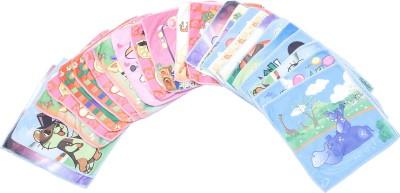 Feel Soft Multicolor Set of 24 Napkins