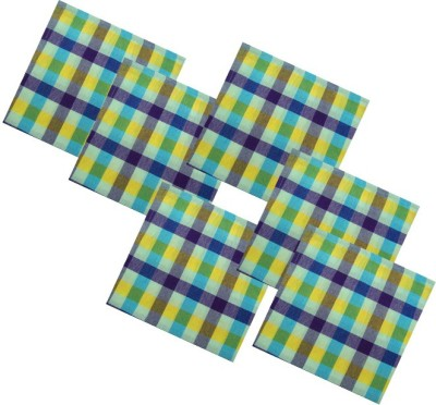 Sunlite Enterprises Multicolor Set of 6 Napkins
