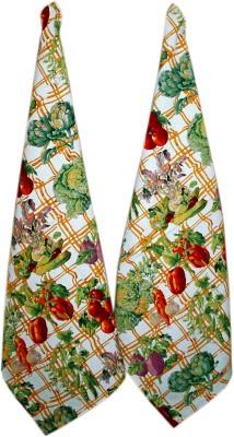 Sriam Multicolor Set of 2 Napkins
