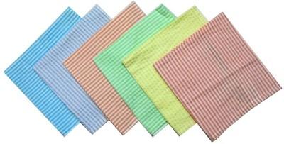 Tidy Multicolor Set of 6 Napkins