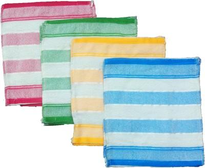 Mikado Multicolor Set of 8 Napkins