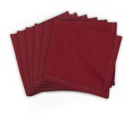 Po Box Red Set of 6 Napkins