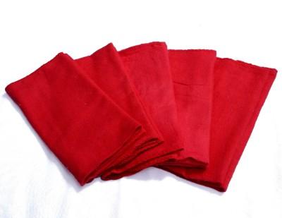 el Sandalo Red Set of 10 Napkins