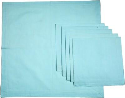Ocean Collection Blue Set of 6 Napkins